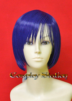 Sailor Moon Sailor Merkur Blue Cosplay Wig