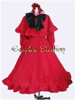 Rozen Maiden Shinku Reiner Rubin Cosplay Dress_Latest Design!