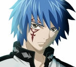 Fairy Tail Cosplay Jellal Fernandes Custom Made Cosplay Wig