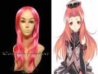 Tales of the Abyss Arietta the Wild Pink Cosplay Wig