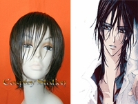 Vampire Knight Kaname Kuran Brown Cosplay Wig