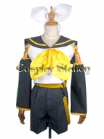 Volcaloid2 Rin Cosplay Costume