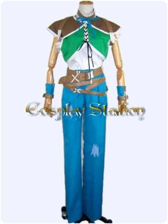 Final Fantasy IX Zidane Triball Commission Cosplay Costume