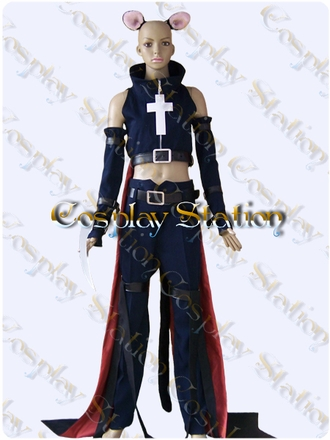 "Shugo Chara Cosplay Ikuto Cosplay Costume_<font color=""red"">New Arrival!</font>"
