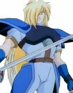 Gourry Gabriev Custom Made Cosplay Wig