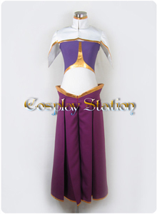 Gundam Seed Destiny Meer Campbell Cosplay Costume