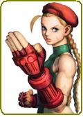 Street Fighter 4 Cammy Cosplay Wig