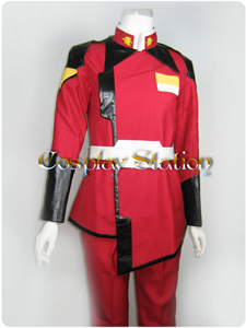 Gundam Seed Destiny Athrun Zala Cosplay Uniform
