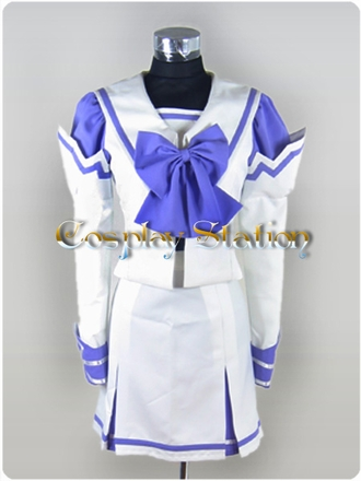 Akane Maniax School Uniform Cosplay Costume