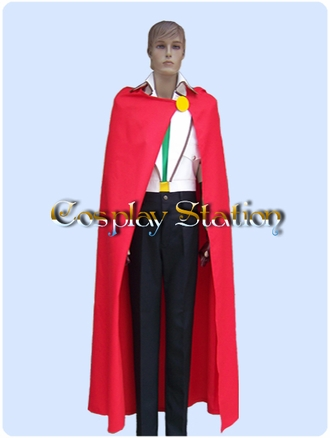 "G Gundam Domon Kasshu Cosplay Costume_<font color=""red"">New Arrival!</font>"