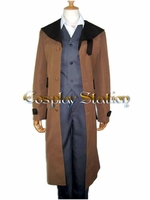 Fullmetal Alchemist Movie Edward Elric Cosplay Costume