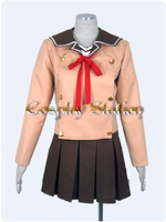Hitohira School Uniform Cosplay Costume