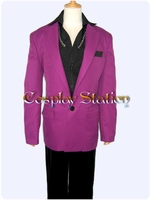 Phoenix Wright Ace Attorney Klavier Gavin Cosplay Costume