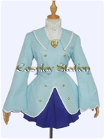 Twin Princesses of the Mysterious Planet Cosplay Costume