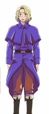 HETALIA Axis Powers Francis Bonnefoy Commission Cosplay Costume