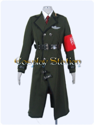 Dolls Cosplay Costume