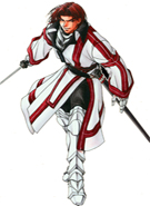 Suikoden II Cosplay Costume Uniform