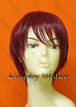 Death Note Matt Cosplay Wig