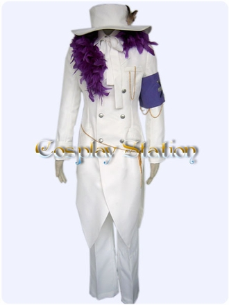 Hana Ki Sou Typing of The Chicken kurotaka Cosplay Costume