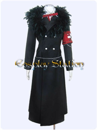 HanaKiSou Typing of The Chicken kurotaka Cosplay Costume