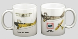 Curtiss Jenny Coffee Mug (Army)