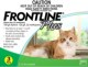 Frontline® Plus for Cats ( 2- 22 lbs) 0 - 10kg ( 6 Month Pack)