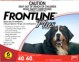 Frontline® Plus for Dogs (88 to 132lbs) 40 to 60kg (6 Month Pack)