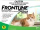 Frontline® Plus Cats (2 - 22.5 Lbs)  0 - 10kg (12 Month Dose Pack)