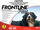 Frontline® Plus for Dogs (88 to 132lbs) 40 to 60kg (3 Month Pack)