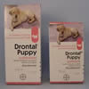 Drontal Puppy Dog Suspension Liquid 30mls Bottle