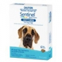 Sentinel (Blue) for Large Dogs (48-100lbs)  - 22 - 45kg  - 6 Month Pack