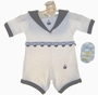 "<img src=""https://p11.secure.hostingprod.com/@grammies-attic.com/ssl/images/blue-sold-1.gif""> NEW Cotton Angels Preemie Sailor Suit"