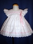 "<img src=""https://p11.secure.hostingprod.com/@grammies-attic.com/ssl/images/blue-sold-1.gif""> Beautiful White Eyelet Pinafore with Pink Ribbon"