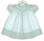 "<img src=""https://p11.secure.hostingprod.com/@grammies-attic.com/ssl/images/blue-sold-1.gif""> Carriage Boutiques Pale Green Heirloom Style Embroidered Dress and Slip"