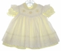"<img src=""https://p11.secure.hostingprod.com/@grammies-attic.com/ssl/images/blue-sold-1.gif""> Pale Yellow Dress with Embroidered White Eyelet Pinafore"