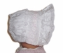 "<img src=""https://p11.secure.hostingprod.com/@grammies-attic.com/ssl/images/blue-sold-1.gif""> White Batiste Baby Bonnet with Eyelet Embroidery and Lace"