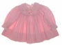 "<img src=""https://p11.secure.hostingprod.com/@grammies-attic.com/ssl/images/blue-sold-1.gif""> Sarah Louise Tiny Pink Corduroy Baby Dress with Embroidery"