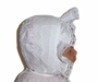 "<img src=""https://p11.secure.hostingprod.com/@grammies-attic.com/ssl/images/blue-sold-1.gif""> White Batiste Baby Bonnet with Lace and Pink Ribbon"