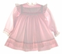 "<img src=""https://p11.secure.hostingprod.com/@grammies-attic.com/ssl/images/blue-sold-1.gif""> Bryan Pink Baby Dress with White Lace Trimmed Pinafore"