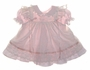 "<img src=""https://p11.secure.hostingprod.com/@grammies-attic.com/ssl/images/blue-sold-1.gif""> Bryan Tiny Pink Baby Dress with Pink and White Lacy Pinafore"