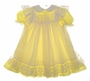 "<img src=""https://p11.secure.hostingprod.com/@grammies-attic.com/ssl/images/blue-sold-1.gif""> Bryan Yellow Dotted Toddler Dress with White Lace Trimmed Pinafore"