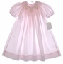 "<img src=""https://p11.secure.hostingprod.com/@grammies-attic.com/ssl/images/blue-sold-1.gif""> NEW Petit Ami Pink Bishop Smocked Dress with Embroidered Ducks"