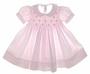 "<img src=""https://p11.secure.hostingprod.com/@grammies-attic.com/ssl/images/blue-sold-1.gif""> Feltman Brothers Pink Baby Dress with Embroidered Pink Flowers"