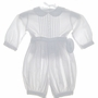 "<img src=""https://p11.secure.hostingprod.com/@grammies-attic.com/ssl/images/blue-sold-1.gif""> NEW Sophie Dess White Twill Button On Knickers Set with Pintucks and Embroidery"
