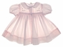 "<img src=""https://p11.secure.hostingprod.com/@grammies-attic.com/ssl/images/blue-sold-1.gif""> Petit Ami Powder Pink Smocked Preemie Dress with Fagoting and Embroidery"