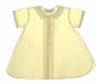 "<img src=""https://p11.secure.hostingprod.com/@grammies-attic.com/ssl/images/blue-sold-1.gif""> NEW Feltman Brothers Yellow Daygown with Cowboy Embroidery"