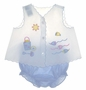 "<img src=""https://p11.secure.hostingprod.com/@grammies-attic.com/ssl/images/blue-sold-1.gif""> White Diaper Shirt with Blue Embroidery and Blue Checked Diaper Cover"