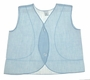 "<img src=""https://p11.secure.hostingprod.com/@grammies-attic.com/ssl/images/blue-sold-1.gif""> Blue Cotton Blend Diaper Shirt with Blue Stitching"