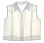 "<img src=""https://p11.secure.hostingprod.com/@grammies-attic.com/ssl/images/blue-sold-1.gif""> White Handkerchief Linen Diaper Shirt with Collar and Pleated Front"
