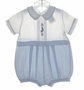 "<img src=""https://p11.secure.hostingprod.com/@grammies-attic.com/ssl/images/blue-sold-1.gif""> Beatrix Potter Boy's Blue and White Peter Rabbit Shortall"
